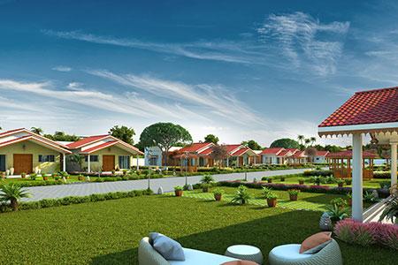 Mango Orchard Villas